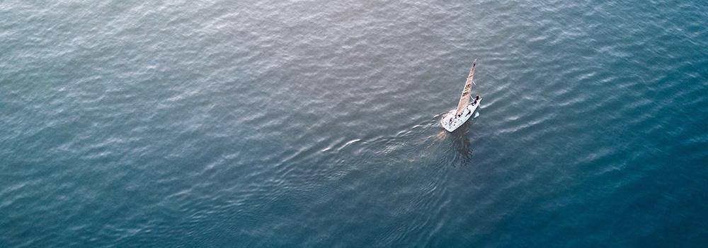 Ny uppdatering till Eniro på sjön